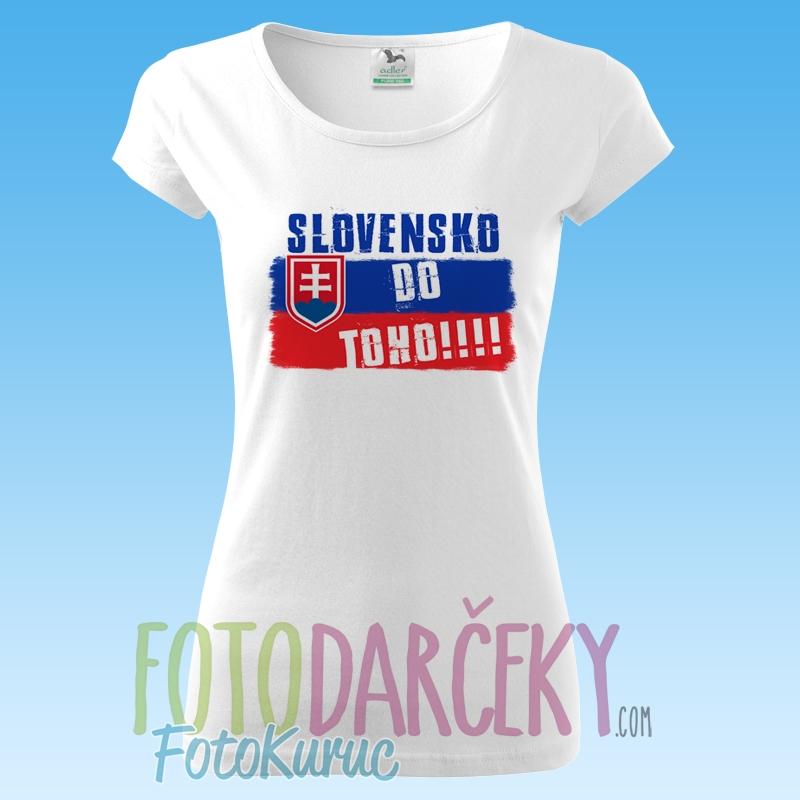 d8f4fb557 Dámske tričko