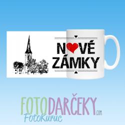"""Hrnček """"Nové Zámky 25"""""""