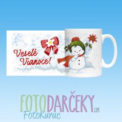 """Hrnček """"Veselé Vianoce"""""""