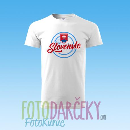 """Detské tričko """"Slovensko"""""""