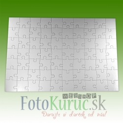 Puzzle A4 120 dielov