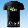 """Pánske tričko """"Cool Tato"""""""