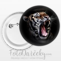 """Odznak 58mm """"Tiger"""""""