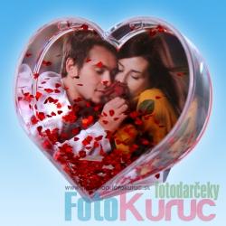 """Valentínske ťažítko """"Srdce"""""""