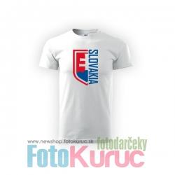 """Detské bavlnené tričko """"Slovakia 3"""""""