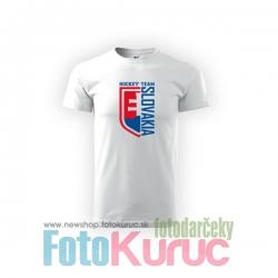 """Detské bavlnené tričko """"Hokej Slovakia 2"""""""