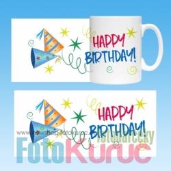 """Hrnček """"Happy Birthday"""""""