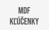MDF kľúčenky